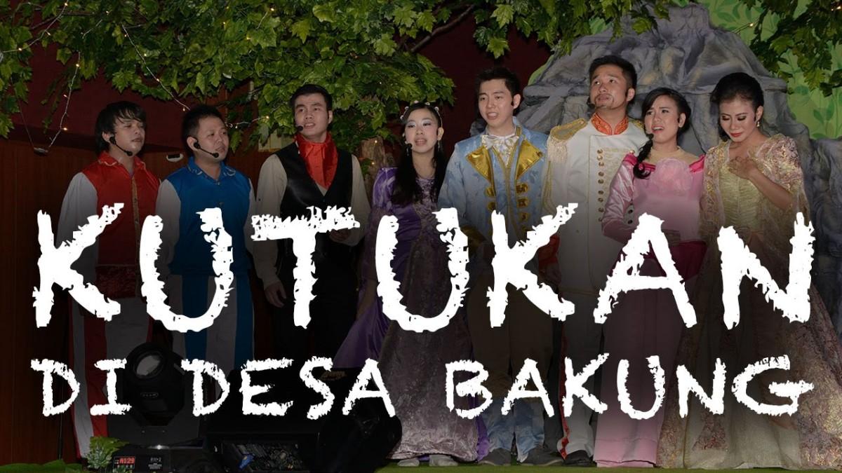 Dubbing Dialog Anak (Opening Drama Natal 2014)