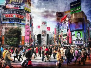 Tokyo-Streets-Crowd-Japan