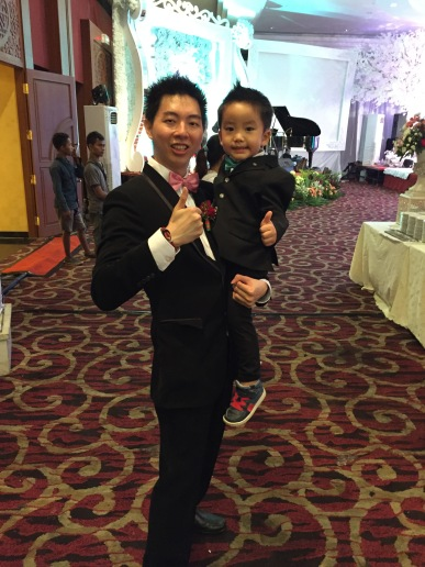 Quennel & Uncle Handsome