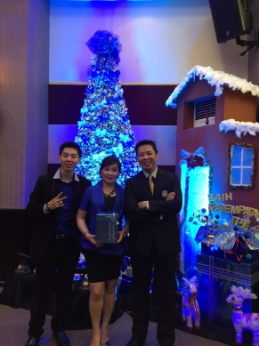 With Panda & Mami 1