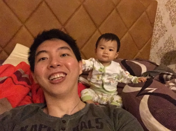 Keket Begitu Happy Dikunjung Uncle Handsome
