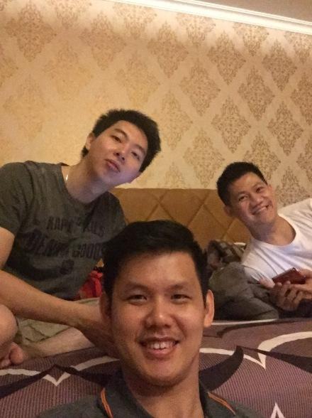 Trio Wak Wak Gung