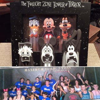 Up & Down Tower of Terror