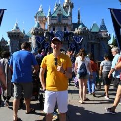 The Castle of Disneyland