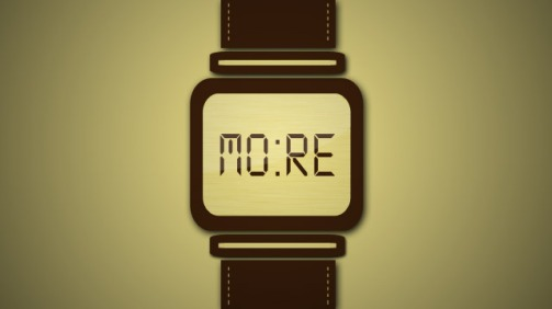 more-time