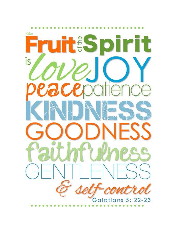 Kesabaran, Kemurahan, & Kebaikan