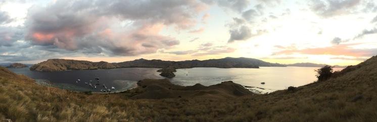Panorama Gili Lawa