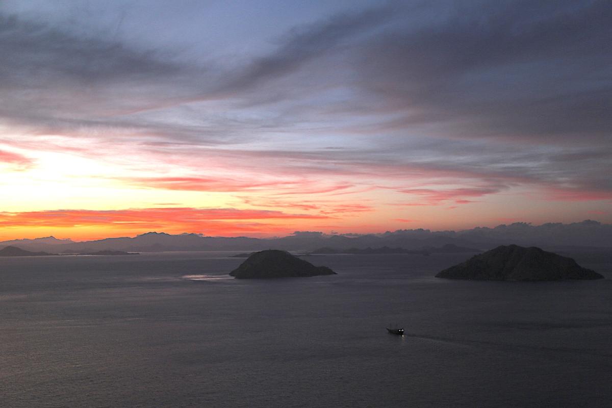 Sunrise di Gili Lawa Darat, Sampai Jumpa Labuan Bajo (5)