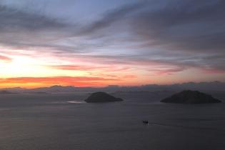 Sunrise Gili Lawa Darat