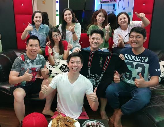My Birthday with Doyan Jalan 6