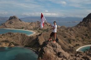 Indonesian Flag