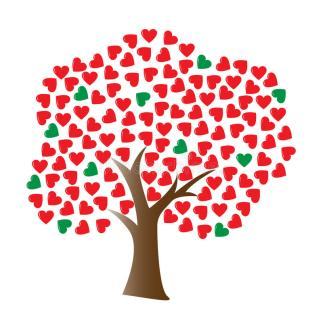 vector-love-tree-15120039