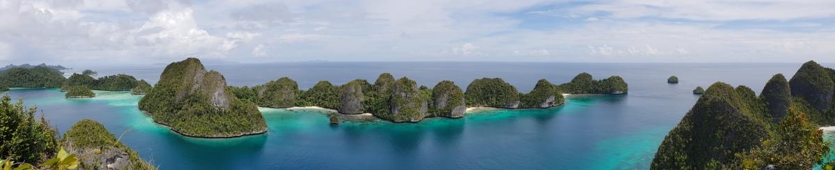 6 Destinasi yang Mejadi Ikon Wayag, Raja Ampat