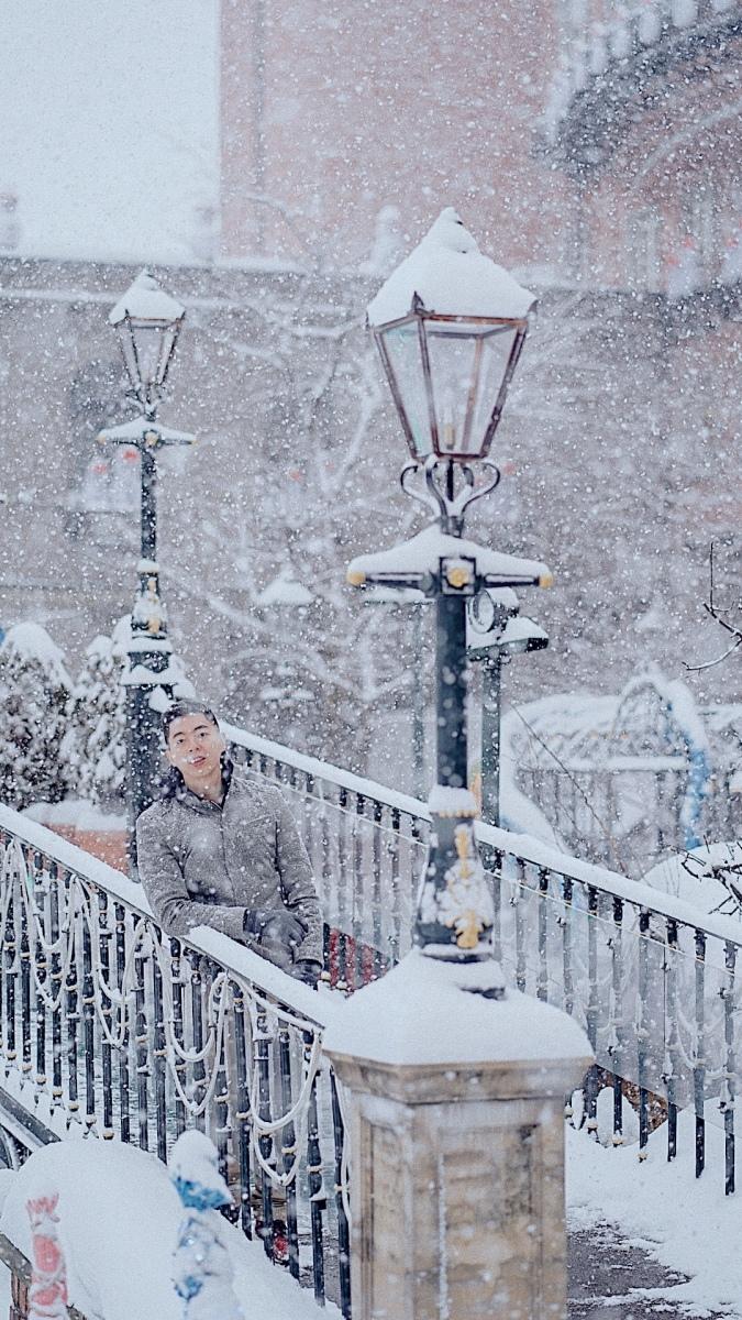 Surganya Coklat, Shiroi Koibito Park (Ishiya) di Hokkaido
