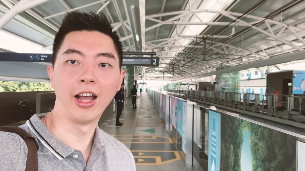 Jadi Ini Rasanya MRT Jakarta?